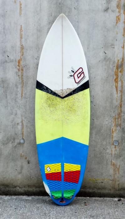 Clayton-riversurfboard-lcd-gebraucht-Eisbach-Brett
