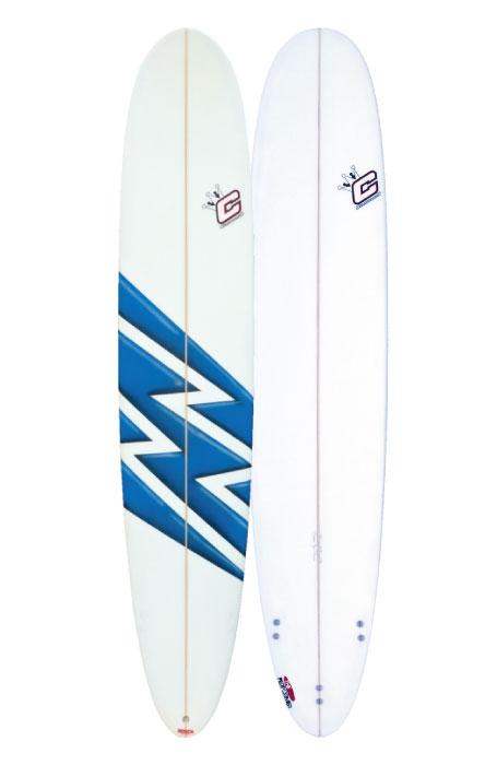 longboard-performer-thruster-fins