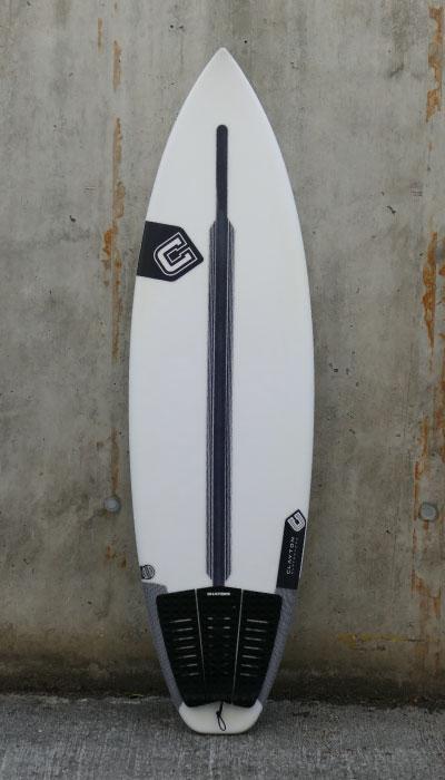 spinetek-surfboard-trickster-used